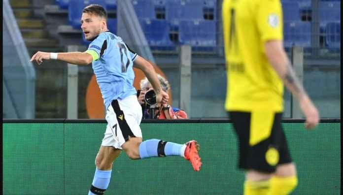 Hasil Lazio vs Dortmund 3-1, Haaland dan Sancho Gagal ...