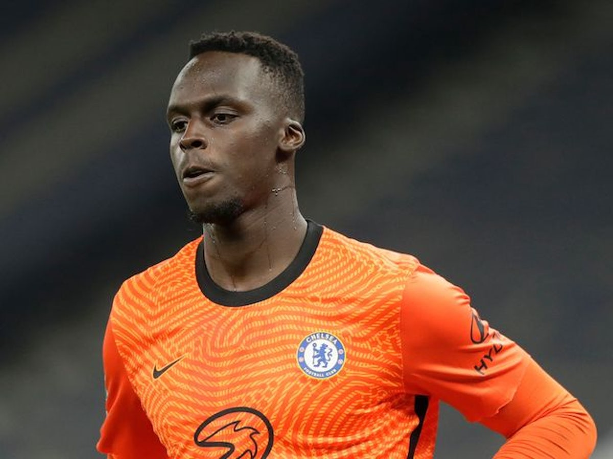 Debutnya Tak Mulus di Chelsea, Ini Kata Edouard Mendy - Gilabola.com