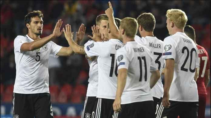 Ukraina vs Jerman: Pemain Real Madrid Paling Senior di Skuad DFB-Elf
