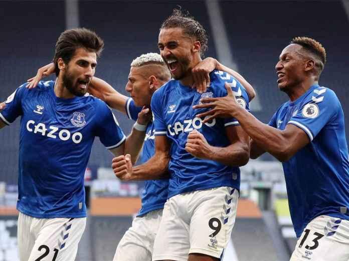 Everton Puncaki Klasemen Liga Inggris, Ini Kuncinya