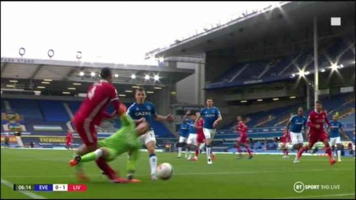 Baru 5 Menit, Kabar Baik dan Buruk Untuk Liverpool di Kandang Everton