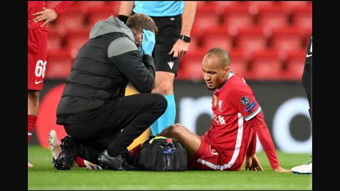 Fabinho cedera, manajer Liverpool mengatakan tidak ada kabar baik!