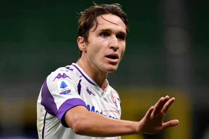 Federico Chiesa Dibela Gabung ke Juventus