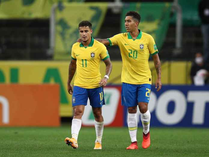 Firmino Terkesan Dengan Penampilan Anyar Coutinho
