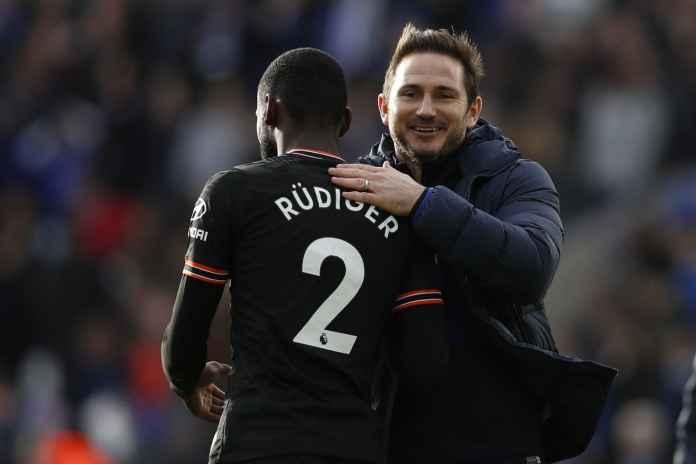 Frank Lampard Dapat Peringatan Gegara Abaikan Beknya