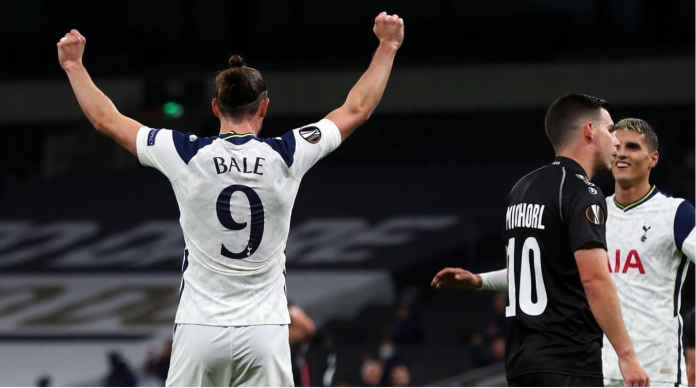 Halo Mourinho, Kapan Gareth Bale Jadi Starter di Tottenham Hotspur?