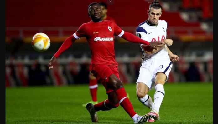 Gareth Bale Starter, Tottenham Hotspur Malah Kalah Dari Antwerp