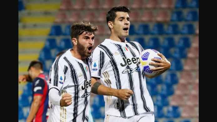 Hasil Crotone vs Juventus: Federico Chiesa Assist dan Kartu Merah Saat Debutnya