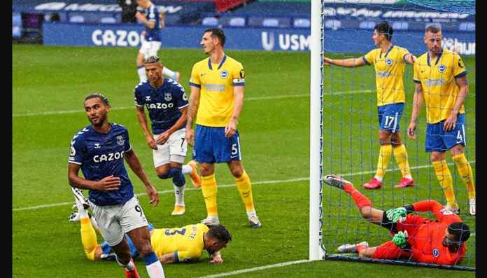 Hasil Liga Inggris: Everton Puncaki Klasemen, Calvert-Lewin Puncaki Top Skor