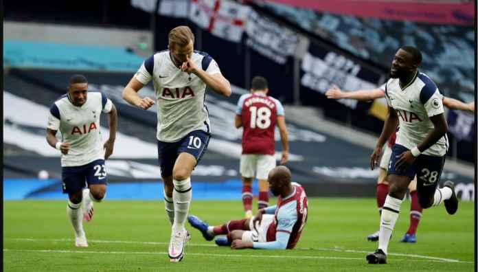 Harry Kane menjadi berbahaya sejak meniru Messi, menarik dan menarik bek lawan
