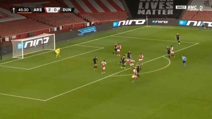 Pemain Termahal Arsenal Cetak Gol yang Buktikan Harga 1,3 Trilyun Tak Sia-sia