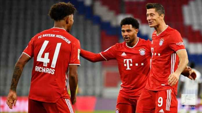 Hasil Liga Jerman: Rasa Puas Berlebihan Bikin Bayern Nyaris Hilang 2 Poin