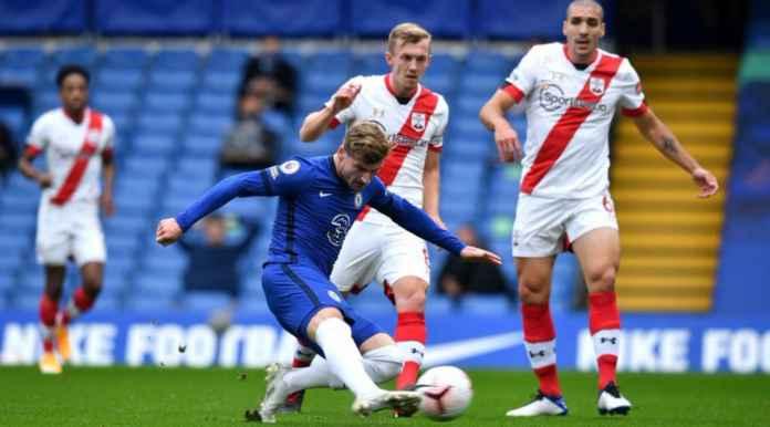 Hasil Chelsea vs Southampton 3-3, Lagi-lagi Kepa Bikin Lampard Kecewa