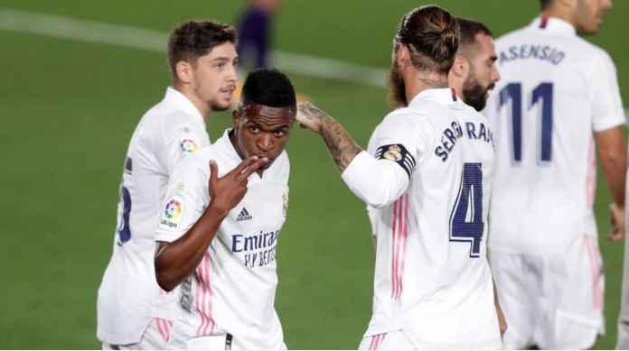 Hasil Liga Spanyol, Real Madrid Puncaki Klasemen, Ungguli Levante