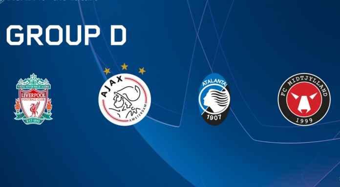 Prediksi Liga Champions: Liverpool, Atalanta, Ajax, Midtjylland