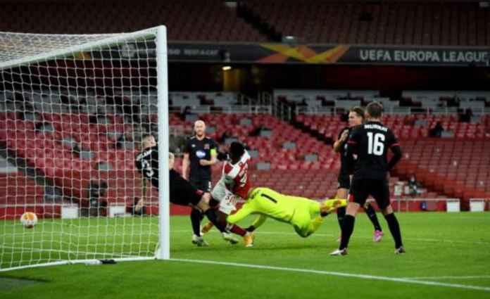 Hasil Arsenal vs Dundalk - Hasil Liga Europa tadi malam - skor akhir