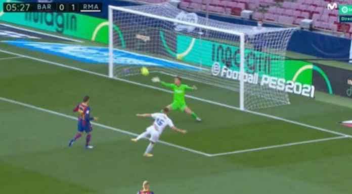 Hasil Barcelona vs Real Madrid - Hasil Liga Spanyol - El Clasico