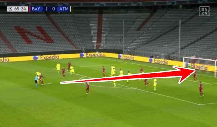 Hasil Bayern Munchen vs Atletico Madrid - Hasil Liga Champions tadi malam
