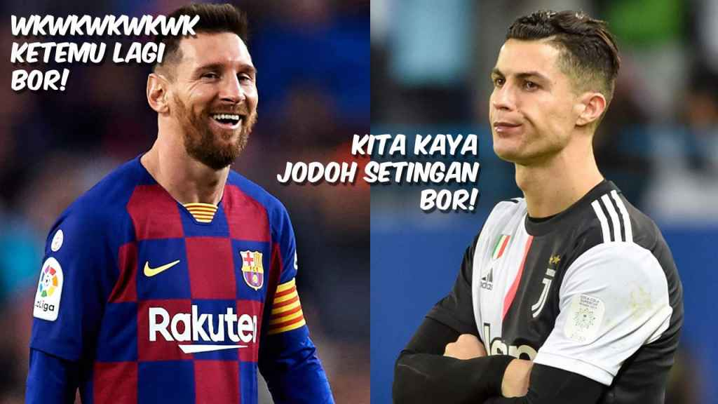 Hasil Drawing Liga Champions 2020 21 Jodoh Ronaldo Ketemu Messi Lagi Gilabola Com
