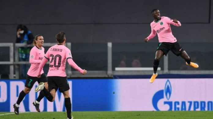 Hasil Juventus Vs Barcelona Skor 0 2 Di Liga Champions Tiga Kali Gol Morata Dianulir Gilabola Com