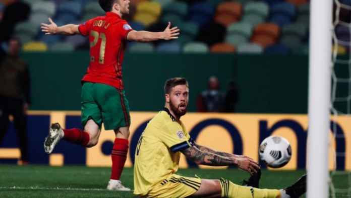 Hasil Portugal vs Swedia - Hasil UEFA Nations League