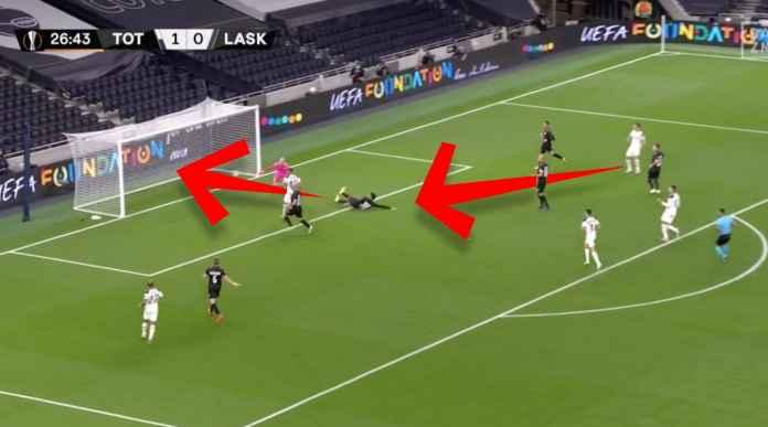 Hasil Tottenham Hotspur vs LASK - Hasil Liga Europa Tadi Malam
