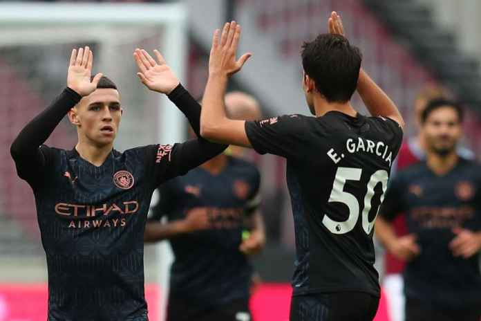 Hasil West Ham United vs Manchester City, Phil Foden Selamat City Dari Kekalahan