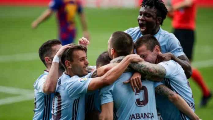 Jadwal Liga Spanyol Malam Ini - Celta Vigo vs Barcelona
