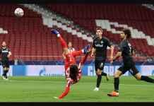 Titisan Ronaldo Selamatkan Atletico Madrid, Perlihatkan Kegigihan Tim