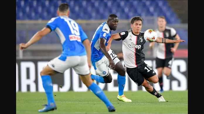 Mencegah Preseden Buruk Alasan Juventus vs Napoli Tidak Bisa Ditunda