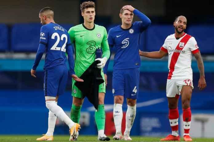 Kepa Arrizabalaga Akan Jadi Kiper Ketiga Chelsea