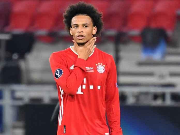 Leroy Sane Bakal Segera Perkuat Bayern Munchen Lagi