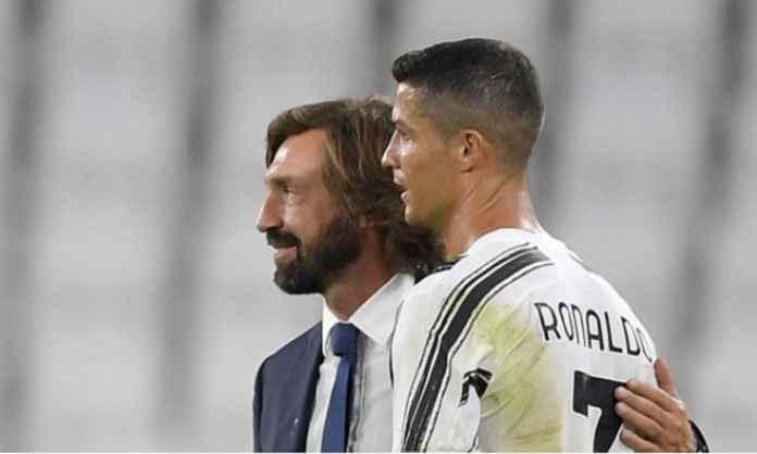 Juventus Pasrah Cristiano Ronaldo Masih Absen Latihan Jelang Menjamu Barcelona