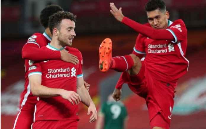 Liverpool Lakukan Tiga Perubahan Saat Menjamu Midtjylland