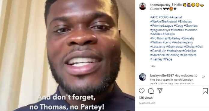 Thomas Partey Gelitik Arsenal, No Thomas No Partey!