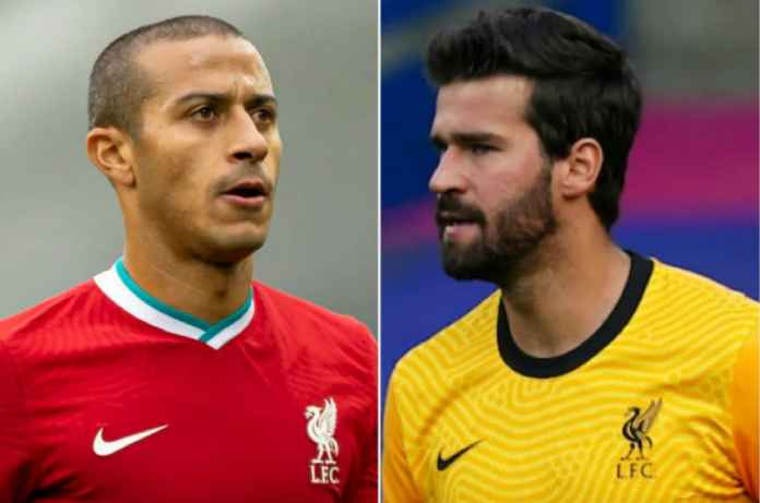 Liverpool Dapat Dorongan Besar, Dua Pemainnya Segera Kembali ke Lapangan