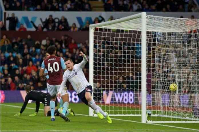 Liverpool Turunkan Lineup Minus Dua Bintang Kontra Aston Villa