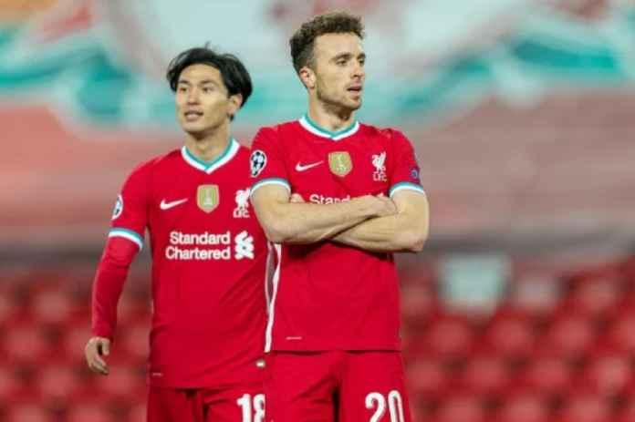 Diogo Jota Siap Manfaatkan Peluang Usai Cetak Gol Ke-10.000 Liverpool