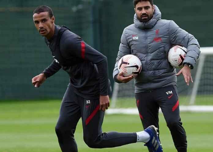 Liverpool Sambut Joel Matip Jelang Derby Merseyside