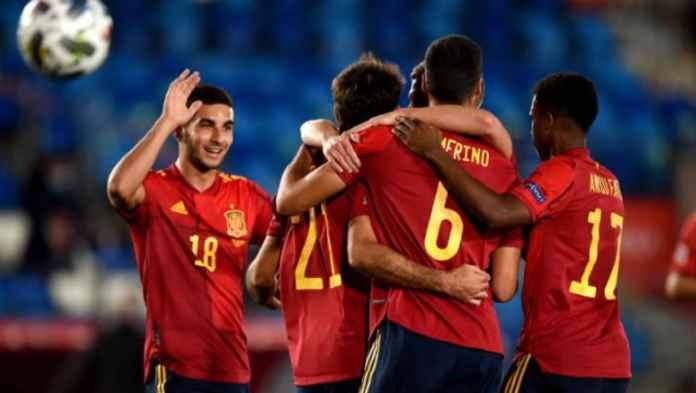 Timnas Spanyol Mengejutkan dengan Lini Serang 20-an