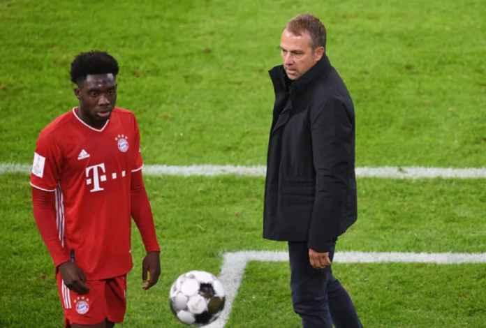 Bayern Munchen Tak Lagi Andalkan Davies, Ini Penjelasan Hansi Flick