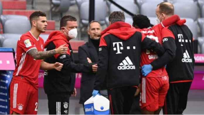 Bayern Munchen Kehilangan Winger Terbaik Hingga Dua Bulan Mendatang