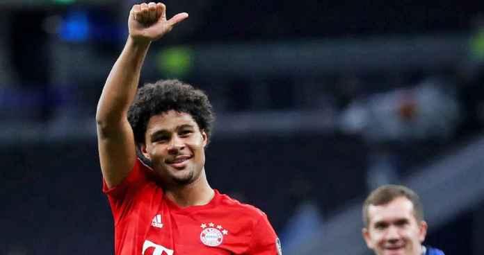 Bayern Munchen Kembali Diperkuat Serge Gnabry