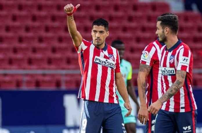 Luis Suarez Absen Membela Atletico di Kandang Osasuna