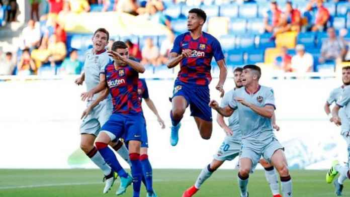 Barcelona Tingkatkan Klausul Rilis Beknya, Klub Kecil Uruguay Ketiban Rejeki