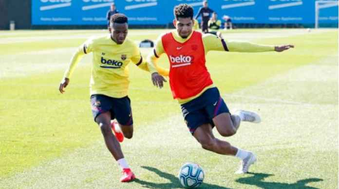 Barcelona Perpanjang Kontrak Pelapis Gerard Pique Hingga 2026