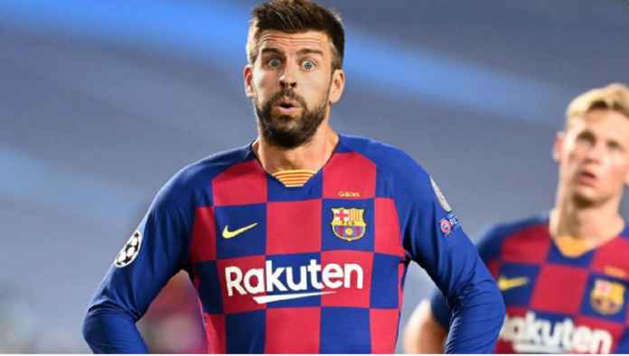 Gerard Pique Bukukan Rekor Penampilan Saat Barcelona Tandang ke Getafe