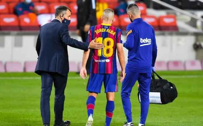 Barcelona Tanpa Jordi Alba di El Clasico