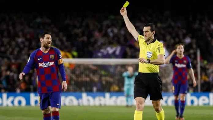 Barcelona Siap-siap Melihat Madrid Didukung Wasit di El Clasico