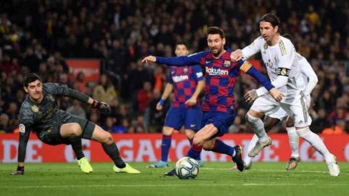 Barcelona Tetap Menjamu Real Madrid TANPA Penonton